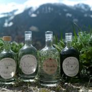 Absinthes edelweiss distillerie
