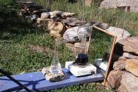Distillation solaire de vin 2