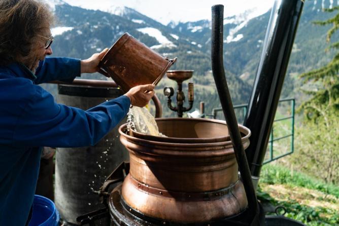 Edelweiss Distillerie