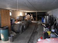 La future distillerie