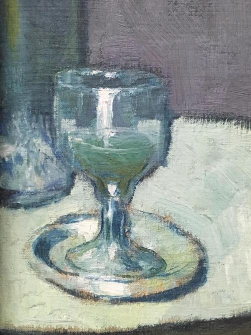 Picasso la buveuse d absinthe de tail