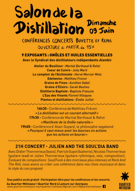 Salon de la distillation 2019